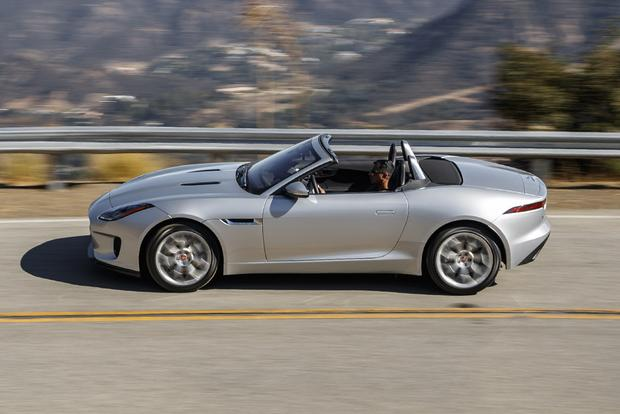 2018 Jaguar F Type: New Car Review Featured Image Large Thumb3