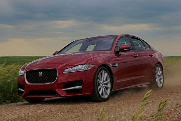 2017 Jaguar XE: First Drive Review