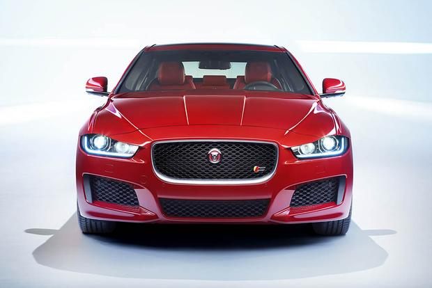 2017 Jaguar XE: New Car Review featured image large thumb0