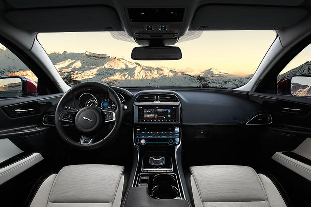 2017 Jaguar XE: New Car Review featured image large thumb6