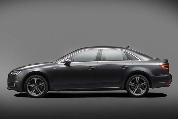 2017 jaguar xe vs. 2017 audi a4: which is better? - autotrader