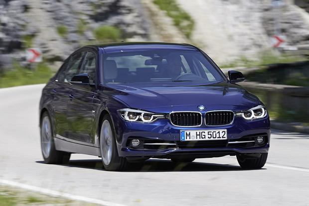 2017 Jaguar XE vs. 2017 BMW 3 Series: Which Is Better? featured image large thumb10
