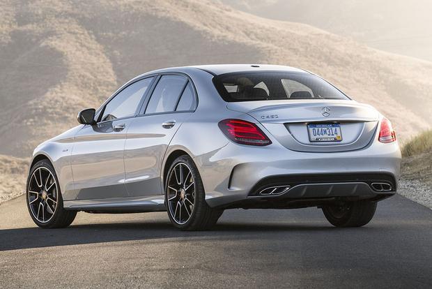 2017 Jaguar XE vs  2017 Mercedes-Benz C-Class: Which is Better