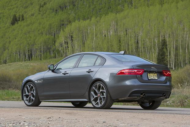 2018 Jaguar XE: New Car Review featured image large thumb1