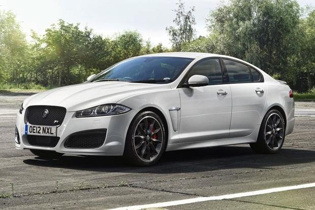 Merveilleux 2013 Jaguar XF: New Car Review Featured Image Large Thumb0