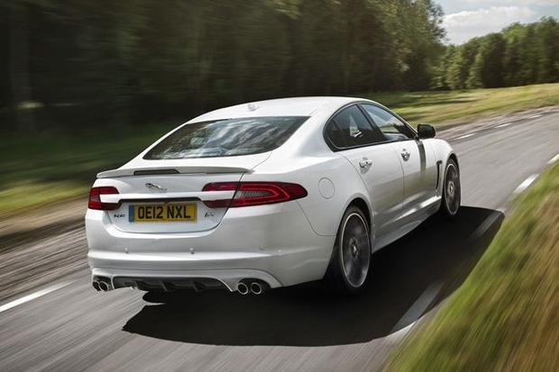 2013 Jaguar XF: New Car Review featured image large thumb2