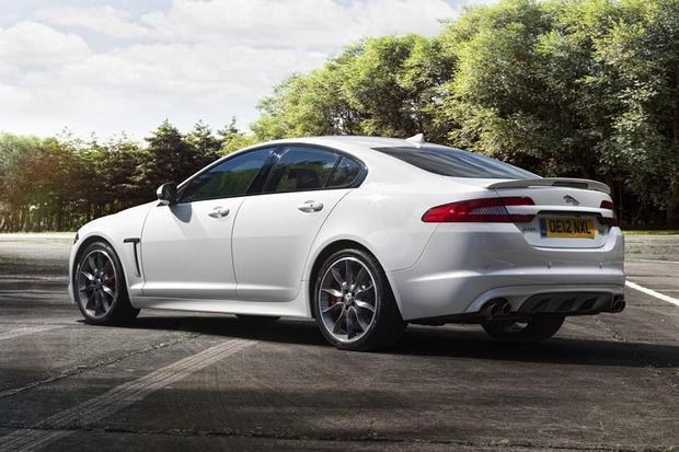 2013 Jaguar XF: New Car Review featured image large thumb3