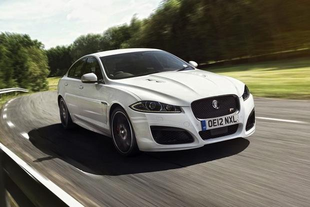Attirant 2014 Jaguar XF: New Car Review Featured Image Large Thumb0