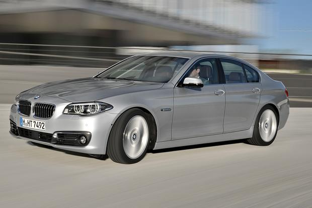 2015 Jaguar XF vs. 2015 BMW 5 Series: Which Is Better? featured image large thumb0