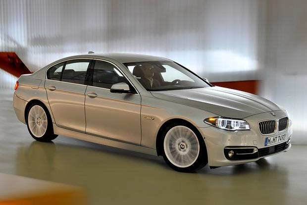 2015 Jaguar XF vs. 2015 BMW 5 Series: Which Is Better? featured image large thumb6
