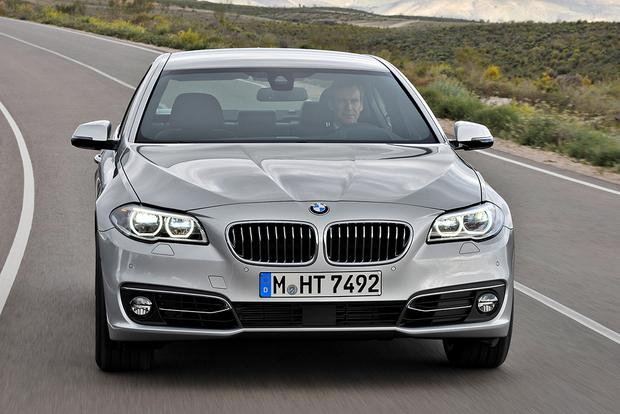 2015 Jaguar XF vs. 2015 BMW 5 Series: Which Is Better? featured image large thumb10