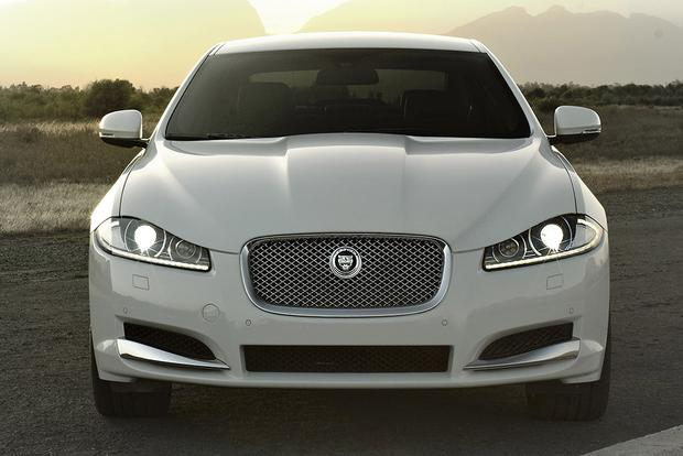 2015 Jaguar XF vs. 2015 BMW 5 Series: Which Is Better? featured image large thumb9
