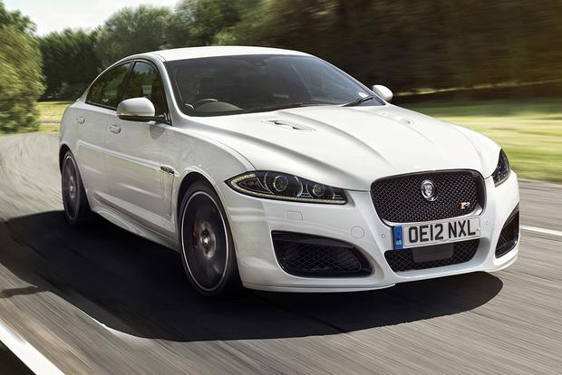 2015 Jaguar XF: New Car Review featured image large thumb4