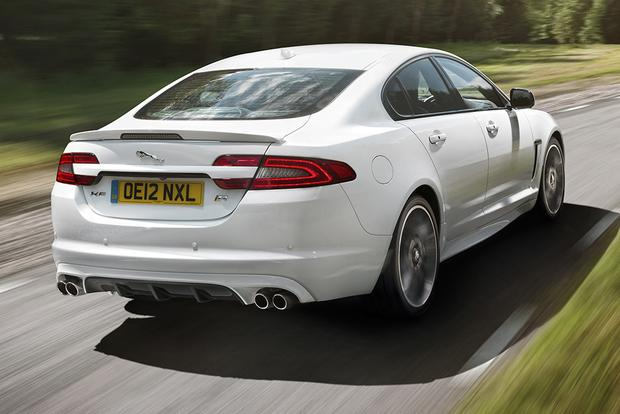 2015 Jaguar XF: New Car Review featured image large thumb3