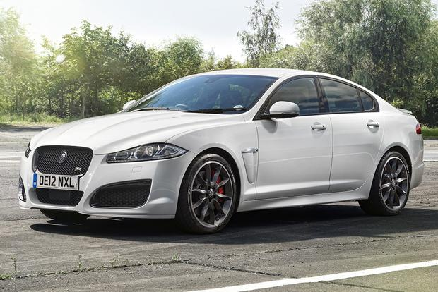 2015 jaguar xf new car review autotrader. Black Bedroom Furniture Sets. Home Design Ideas