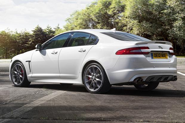 2015 Jaguar XF: New Car Review featured image large thumb5