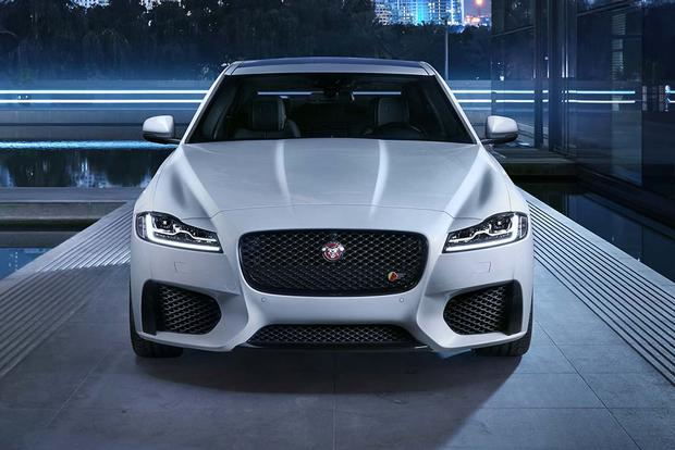 2016 Jaguar XF: First Drive Review