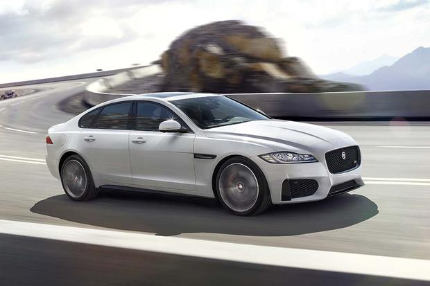 2016 Jaguar Xf New Car Review Autotrader