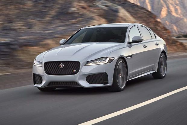2016 Jaguar XF: New Car Review featured image large thumb3