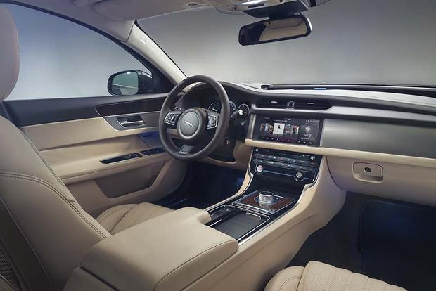 2016 Jaguar XF: New Car Review featured image large thumb5