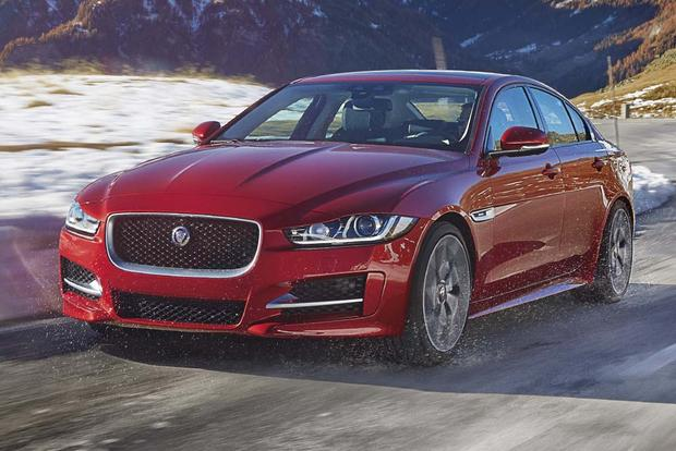 2016 Jaguar XF vs. 2017 Jaguar XE: What's the Difference? featured image large thumb6
