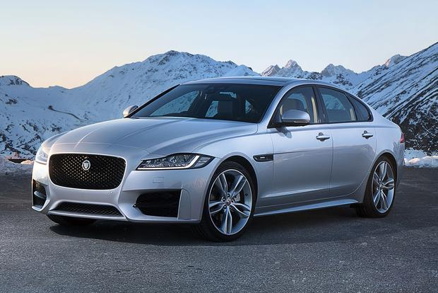 2018 Jaguar XF: New Car Review Featured Image Large Thumb0