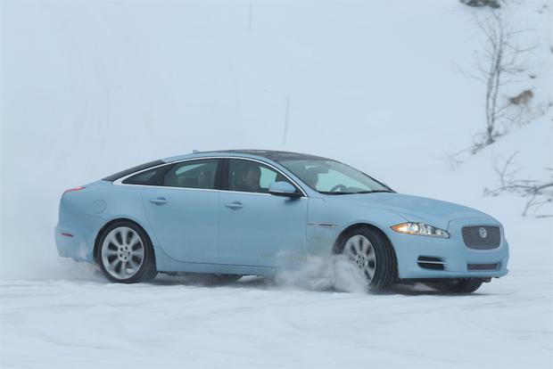 2013 Jaguar XJ: New Car Review featured image large thumb0