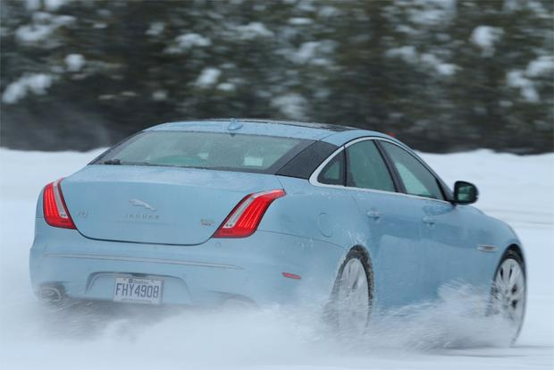 2013 Jaguar XJ: New Car Review featured image large thumb1