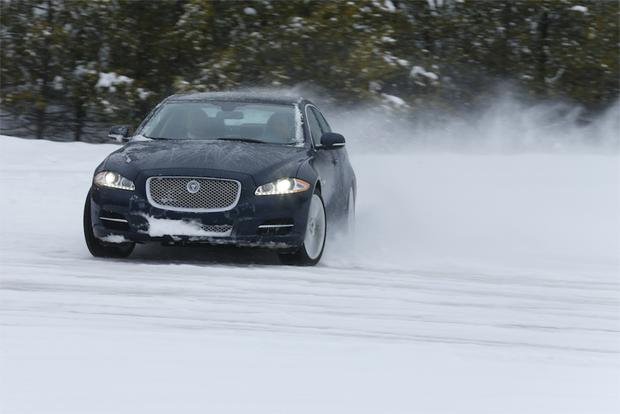 2013 Jaguar XJ: New Car Review featured image large thumb4