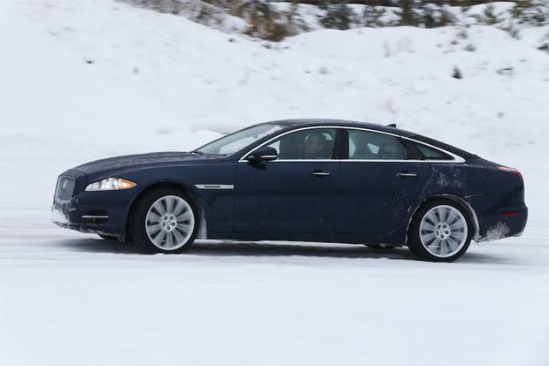 2013 Jaguar XJ: New Car Review featured image large thumb5