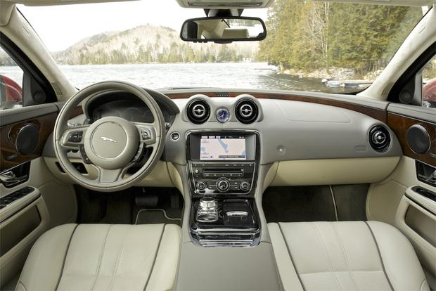2013 Jaguar XJ: New Car Review featured image large thumb7