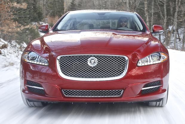 2015 Jaguar XJ: New Car Review featured image large thumb0