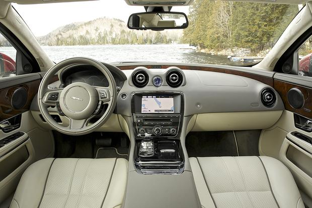 2015 Jaguar XJ: New Car Review featured image large thumb2