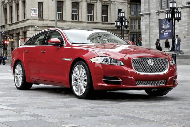 2015 Jaguar XJ: New Car Review featured image large thumb3