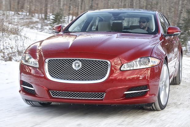 2015 Jaguar XJ: New Car Review featured image large thumb5