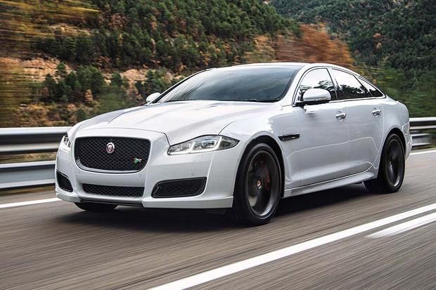 2016 Jaguar XJ: New Car Review featured image large thumb1