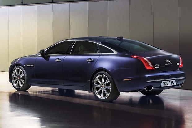 2016 Jaguar XJ: New Car Review featured image large thumb2