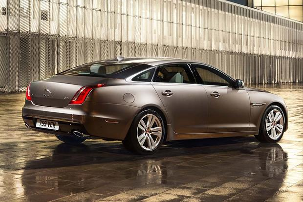 2016 Jaguar XJ: New Car Review featured image large thumb4