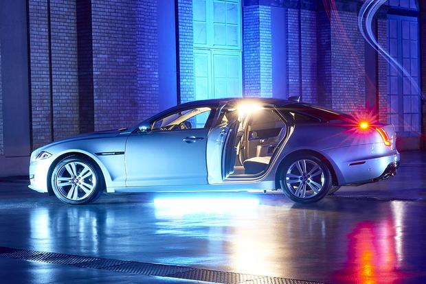2018 Jaguar XJ: New Car Review featured image large thumb2