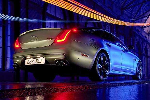Luxury Vehicle: 2018 Jaguar XJ: New Car Review