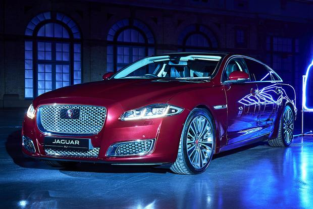 2018 Jaguar XJ: New Car Review featured image large thumb4