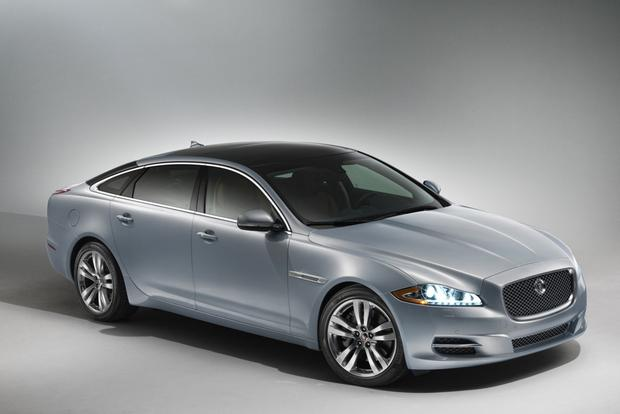 Exceptional 2014 Jaguar XJ: New Car Review Featured Image Large Thumb0