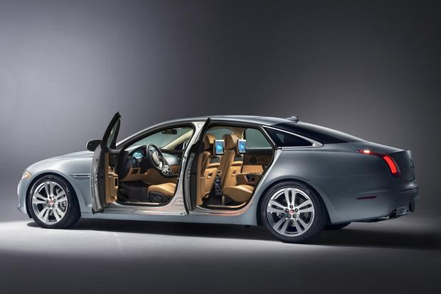 Amazing 2014 Jaguar XJ: New Car Review Featured Image Large Thumb1