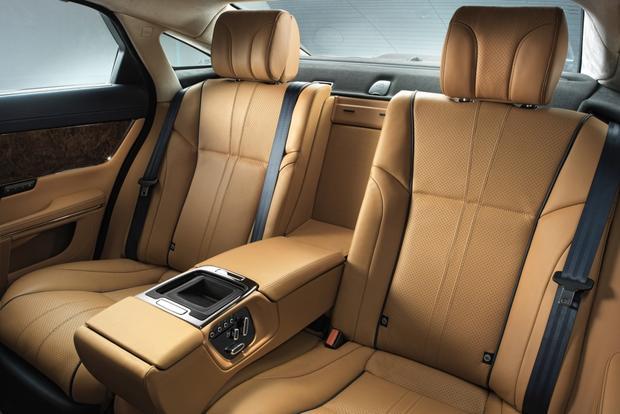 2014 Jaguar XJ: New Car Review featured image large thumb3