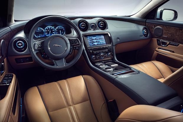 2014 Jaguar XJ: New Car Review Featured Image Large Thumb2