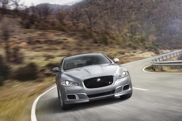 2014 Jaguar XJR: First Drive Review featured image large thumb1