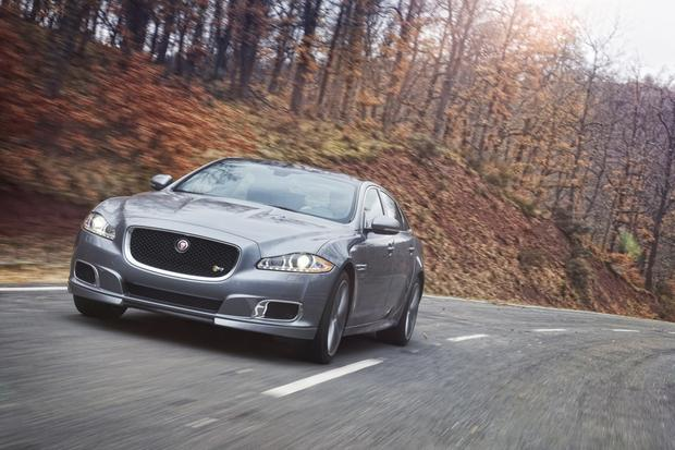 2014 Jaguar XJR: First Drive Review featured image large thumb2