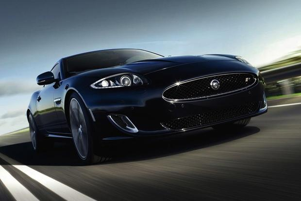 2013 Jaguar XK: New Car Review featured image large thumb0