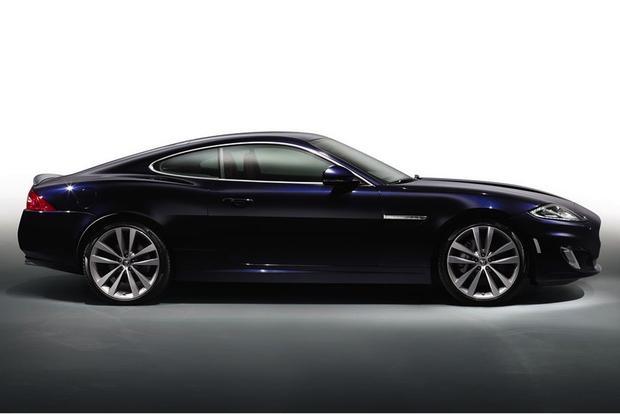 2013 xk jaguar