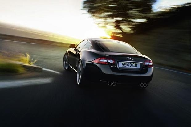 2013 Jaguar XK: New Car Review featured image large thumb2